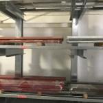 Estructura para almacén