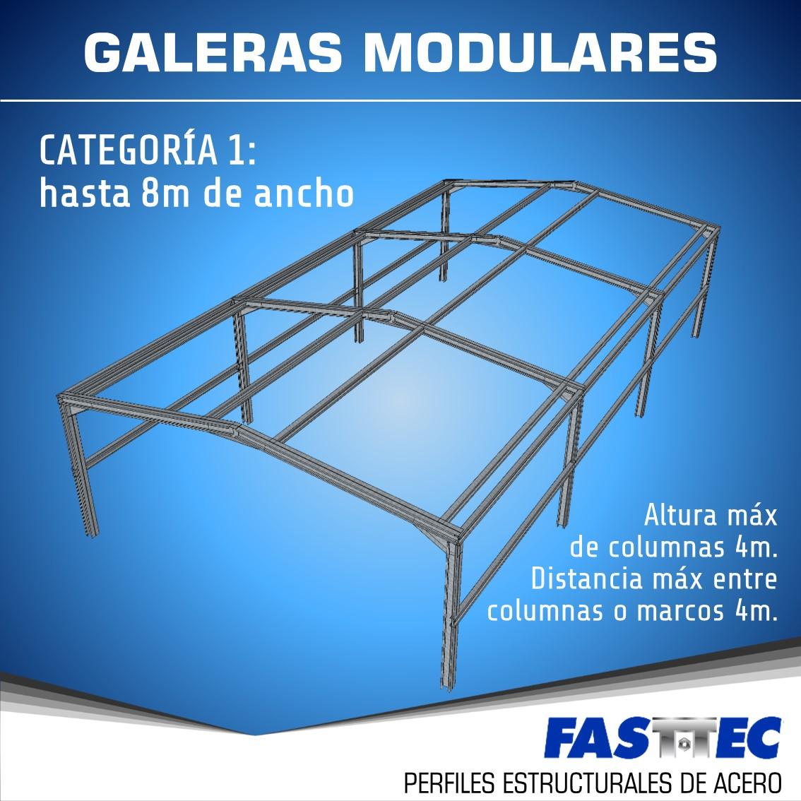 Galeras modulares