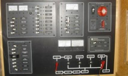 Nav station board