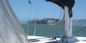 Alcatraz coming up