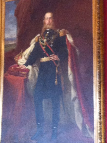 Maximilian 1 - the Spanish sovereign who lived in the castle