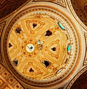 Sanctuary cupola