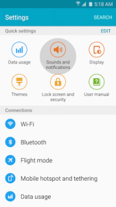 How to Increase the Wi-Fi hotspot duration in Android Samsung Galaxy S7 Edge