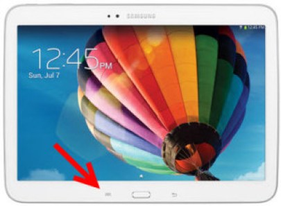 uninstall apps on Samsung Galaxy S3 Tab