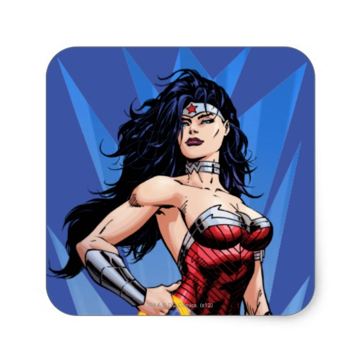 Phone Superhero stickers