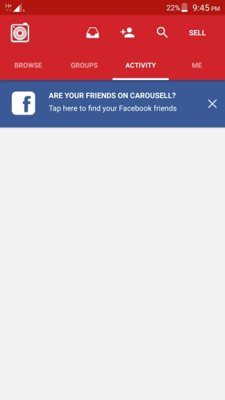 How to use to Carousell App