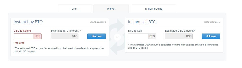 How To Use CEX.IO To Buy And Sell Cryptocurrency