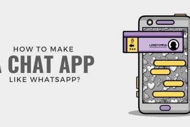 How to Make a Chat App Like Whatsapp?