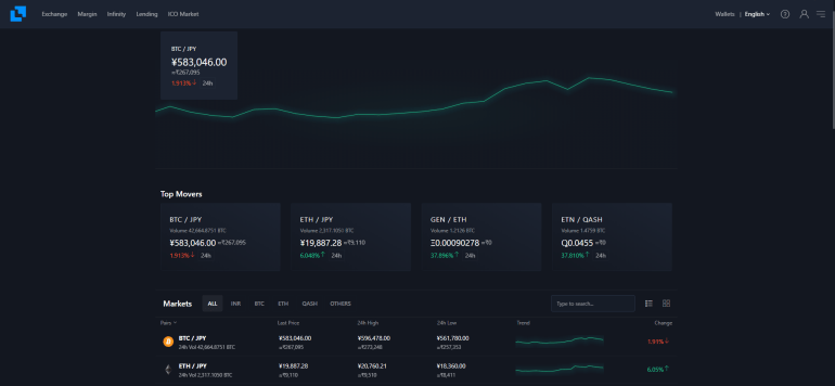 How To Use Liquid Exchange To Buy And Sell Bitcoins