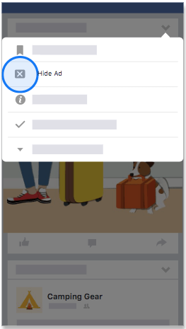 How to Hide Facebook Political Ads
