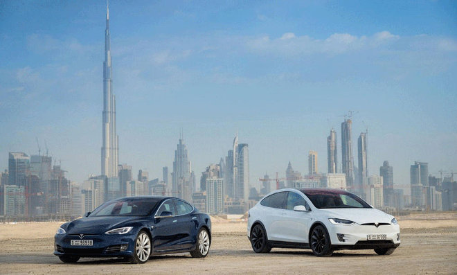 UAE: The Latest Nation To Be A Part Of Tesla's Self Driving Autopilot Tech