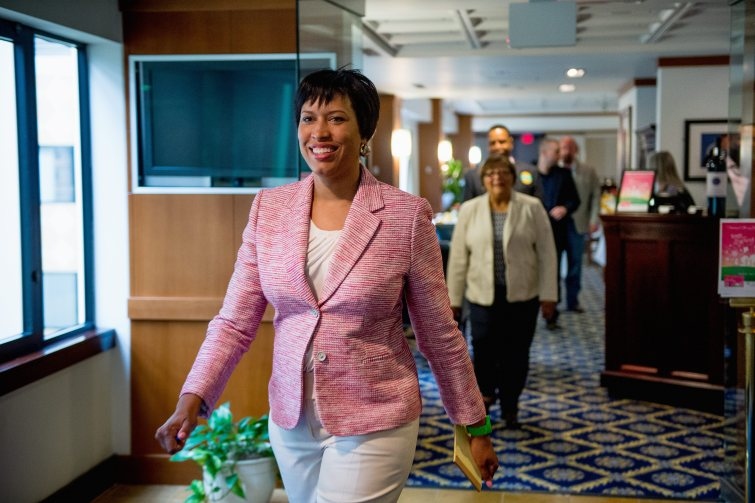 D.C. Mayor Muriel E. Bowser Sends A Compelling Message To Companies Developing And Testing Driverless Technology