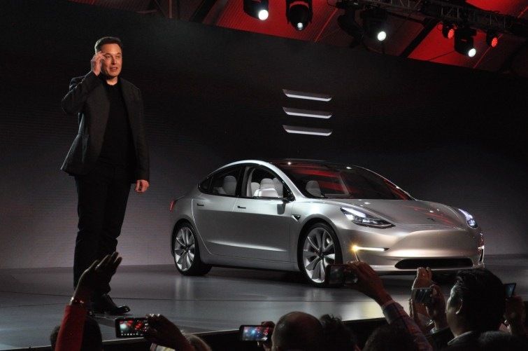 Tesla And Apple Find Themselves On The Bottom Of The Pile