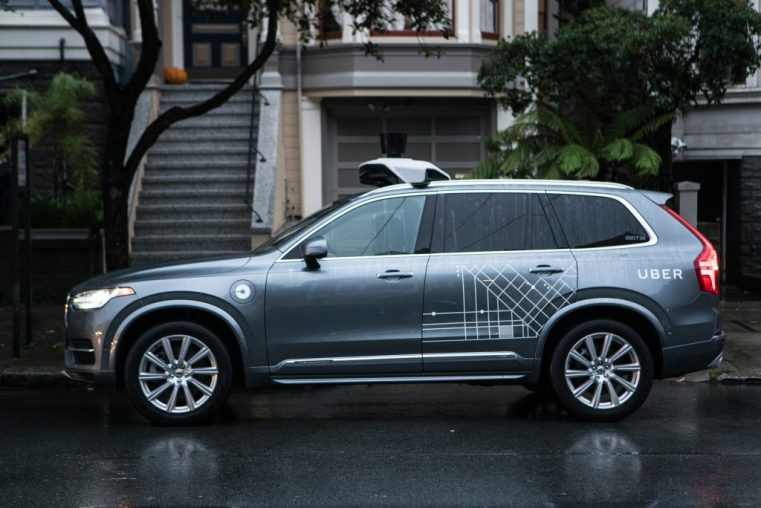 Uber: All Set To Launch Their Next Generation Autonomous Cars