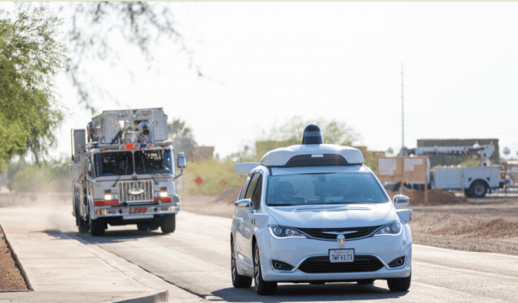 Waymo To Test Autonomous Cars On Snowy Trails In Michigan
