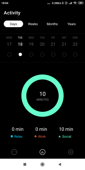 app to manage time