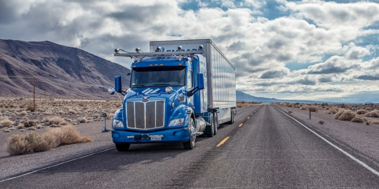 Embark Self-Driving Truck Completes 2400 Miles On Its Test Run