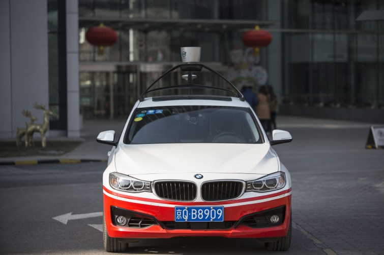Baidu To Initiate Its Production Of Autonomous Vehicles By Next Year