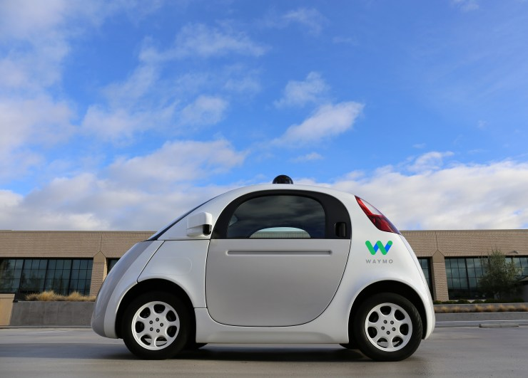 Alphabet To Introduce 'Taxibots', As A Part Of Its Futuristic Urban Vision For Waymo