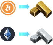Why Ethereum? ETHER vs BITCOIN