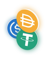 USDC vs USDT vs DAI : What is the best StableCoin? Why?