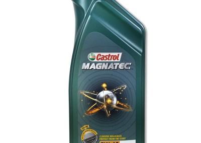 Castrol 5w40 Magnatec 1 liter voor €11,-
