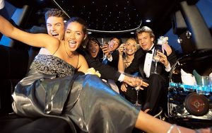 Prom limousine service: The more, the merrier