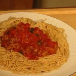 Healthy Turkey Spaghetti Recipe