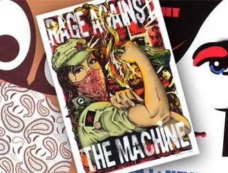 Αφίσες εκτυπωμένες σε όλα τα μεγάθη με ψηφιακή εκτύπωση ή offset