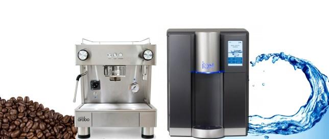 Servicios profesionales de Agua y Café