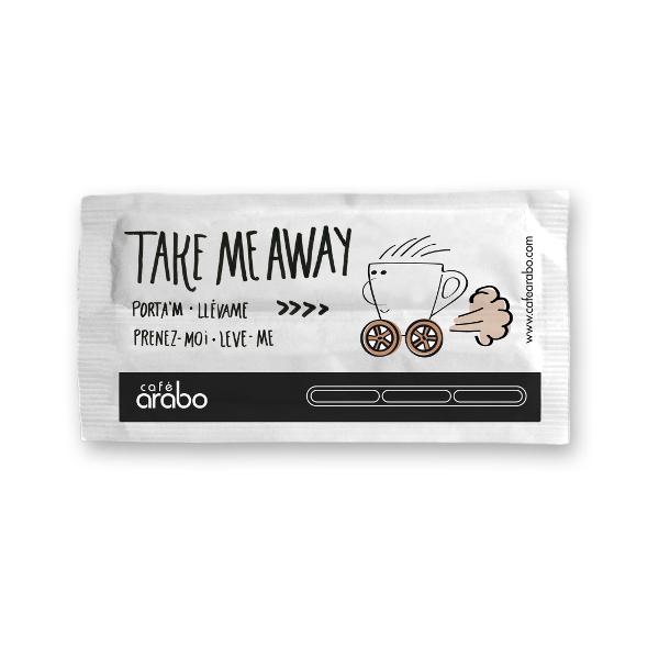 TAKE-AWAY-azúcar café arabo