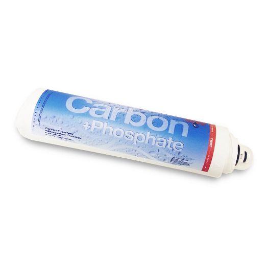 FIltro CarbonPhos, para áreas con mucha cal o minerales disueltos en el agua.