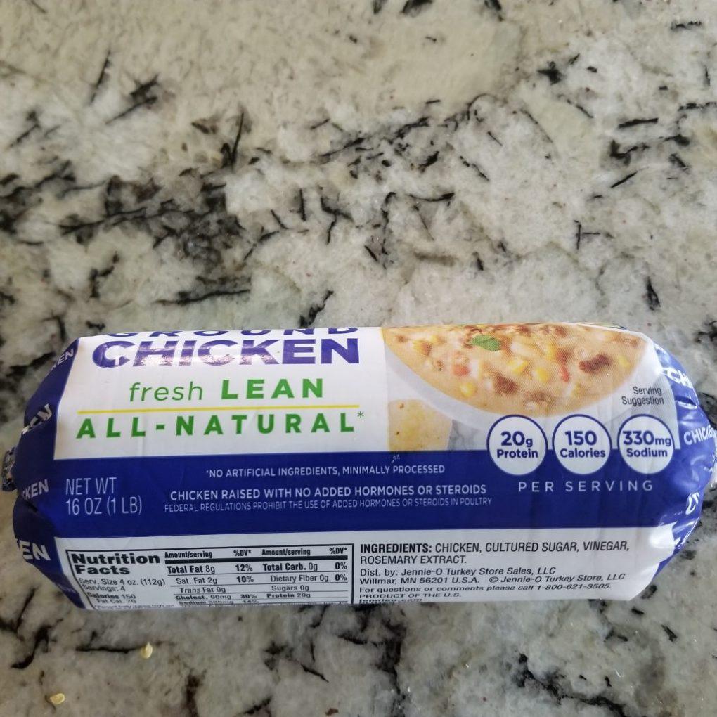 ground chicken for kofta