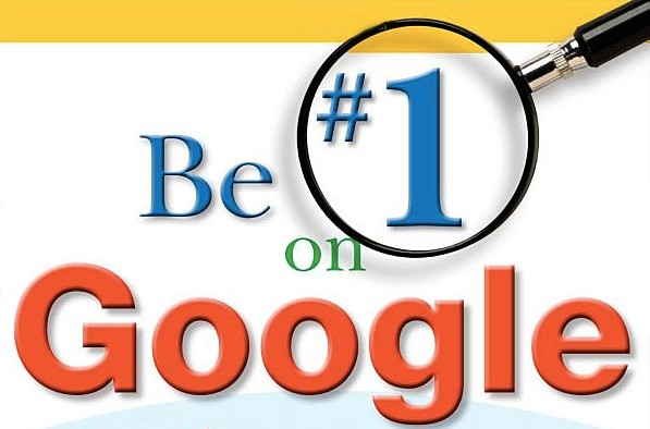 number one with SEO on google search engine 2018