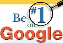 How to be number 1 with SEO on google search engine 2018