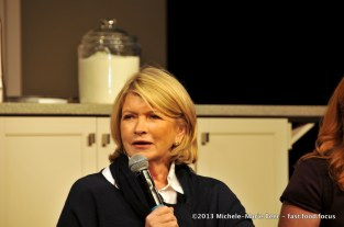 The one and only Martha Stewart