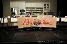 The finale of Abby's Kitchen Stadium!
