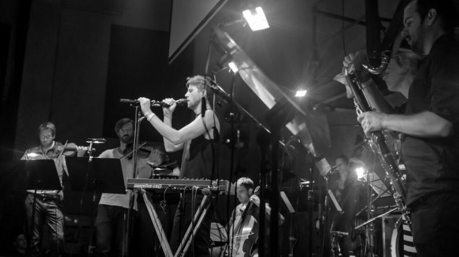 Owen Pallett & Stargaze Ensemble Pop Kultur Berlin