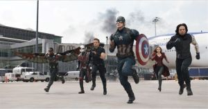 The First Avenger Civil War