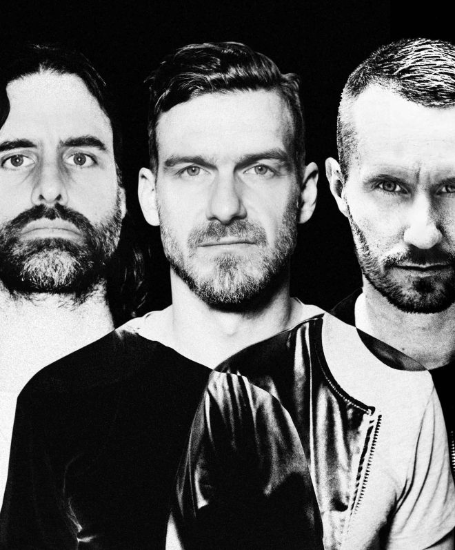 Main Miike Snow - Publicity Photo 4 - Photo Credit Nick Zinner, Joachim Belaieff and Henrik Korpi