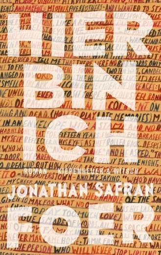 Jonathan Safran Foer Hier bin ich