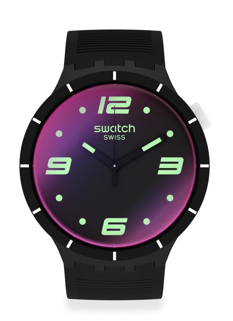 futuristic black