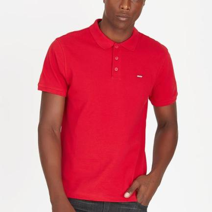 Ama Housemark Polo Crimson