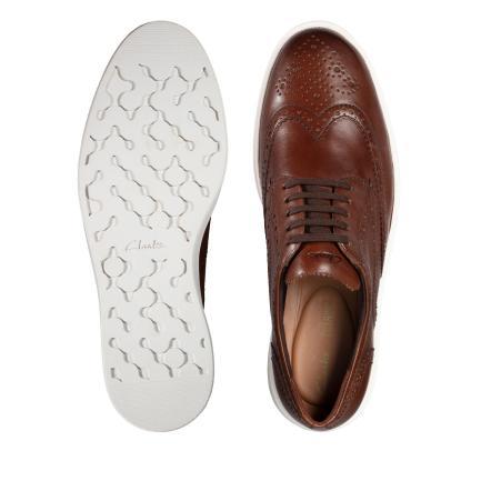 Hero Limit British Tan Leather