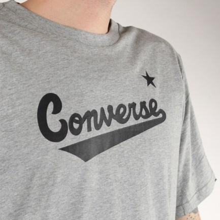 Converse T-shirt Homme - Gris