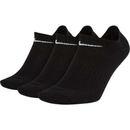 Everyday Lightweight Training No-Show Socks (3 Pairs)