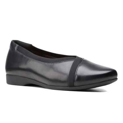 Un DarceyEase2 Black Leather