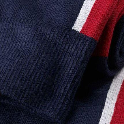 Union Jack Socks - Navy