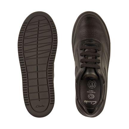 Tor Sport Flex Youth Black Leather