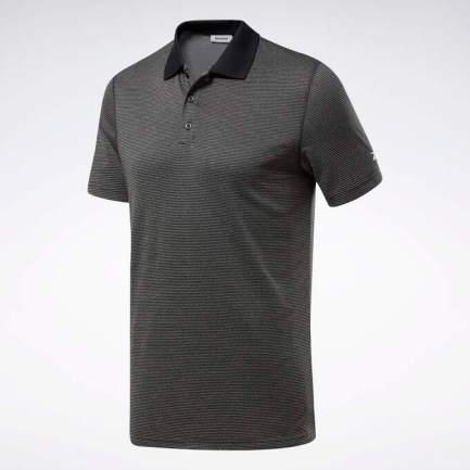 WOR Striped Polo Shirt